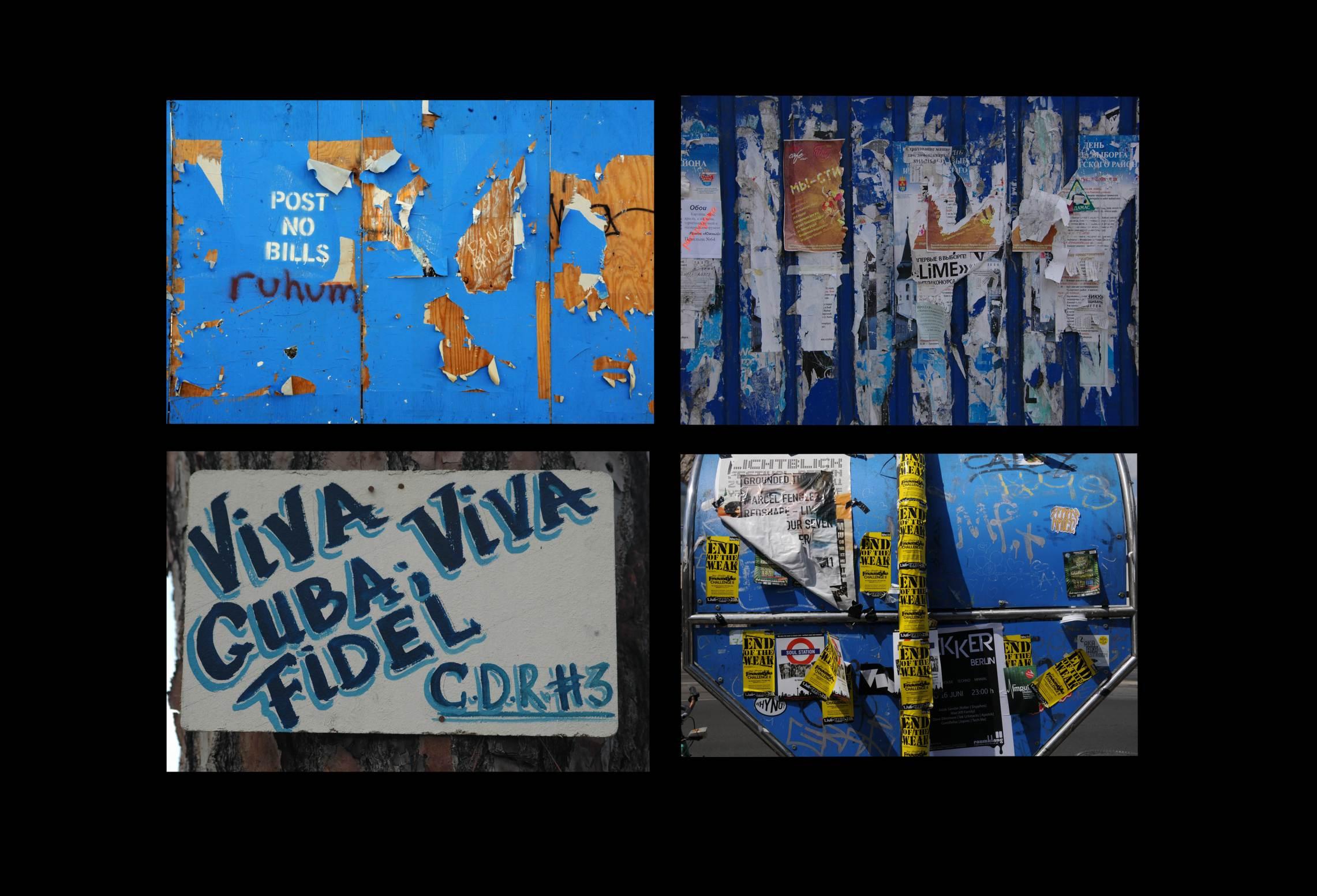 Reklaami Collection blue